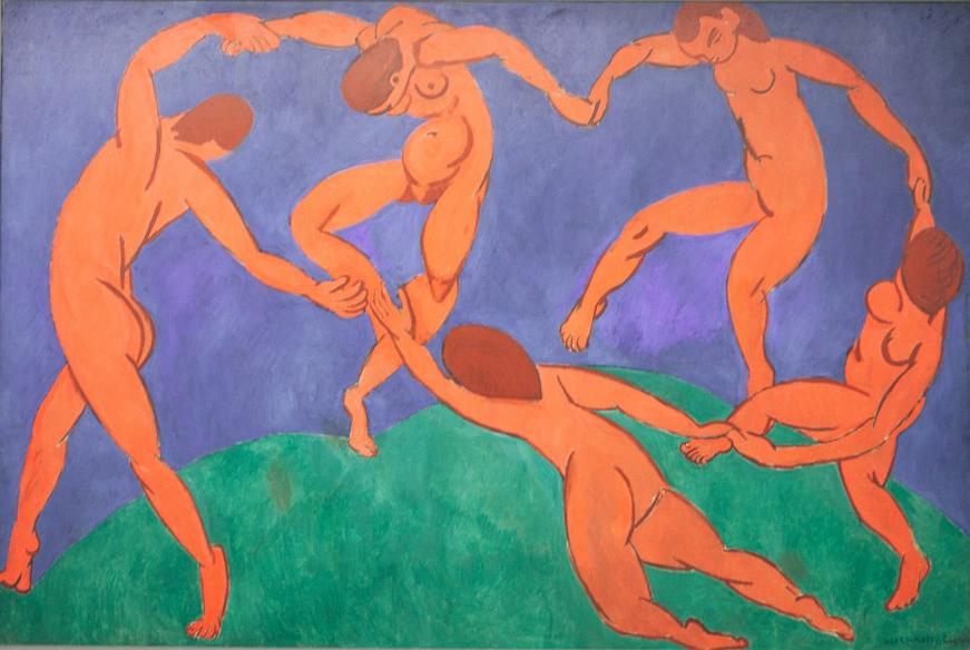 Matisse's Dance